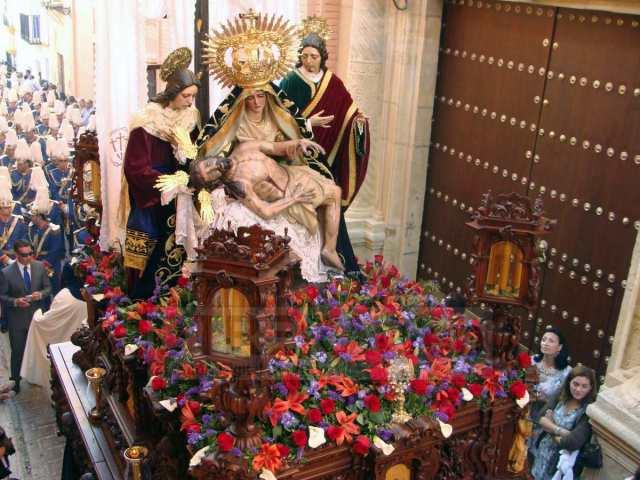 El misterio de la Quinta Agustia protagonizará el vía crucis oficial de la Cuaresma 2021