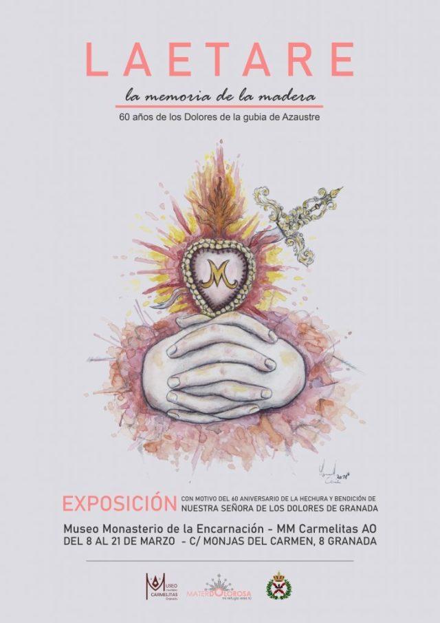 Exposición 60 Aniversario Bendición Nuestra Señora de los Dolores de Granada