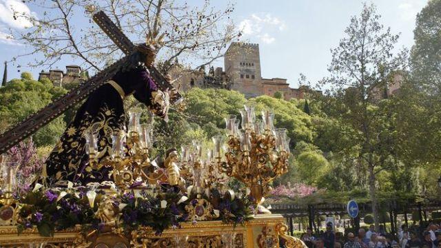 'Christus factus est': la exposición de la Federación de Cofradías de Granada