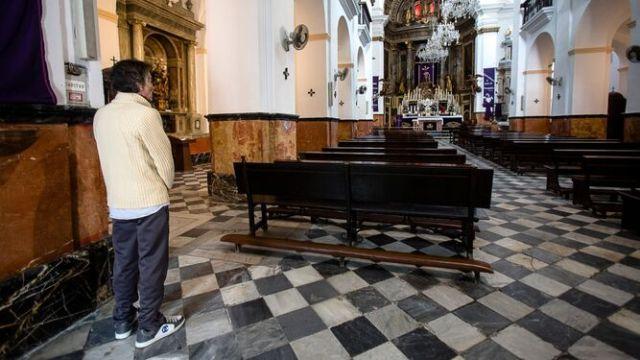 Las cofradías de Cádiz se unen para dar fuerza a la Cuaresma del Covid