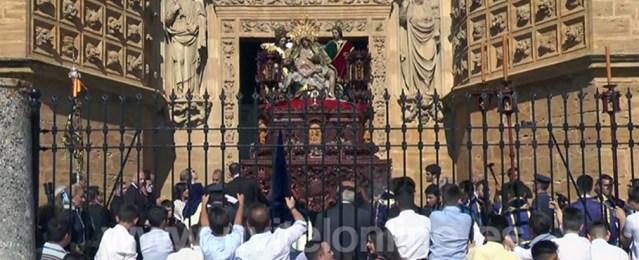 El Vía Crucis del Consejo de Hermandades y Cofradías de Utrera se celebrará en el interior de la Basílica de María Auxiliadora