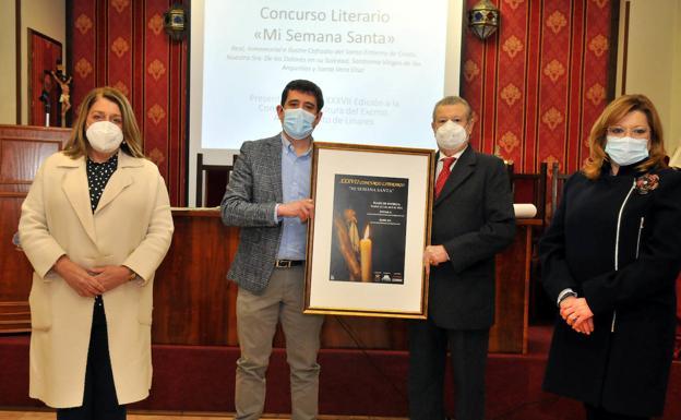Un emblema cultural y cofrade de la Semana Santa de Linares