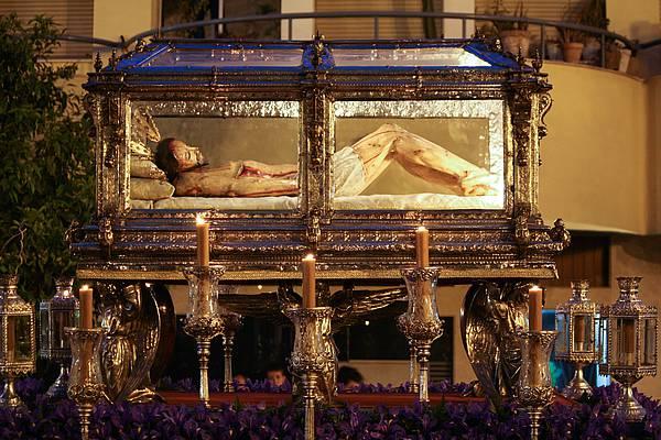La urna del Santo entierro de Jerez será restaurada