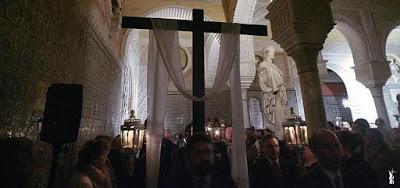 Suspendido el Vía+Crucis de la Pía Unión de Sevilla a celebrar el 5 de marzo en la Casa Pilatos
