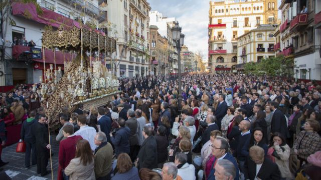 El Arzobispado deniega a San Bernardo la salida extraordinaria de la Virgen del Refugio