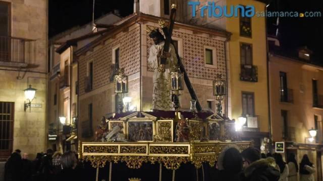 Salamanca acogerá del 19 de marzo al 17 de abril una exposición que simula una procesión de Semana Santa