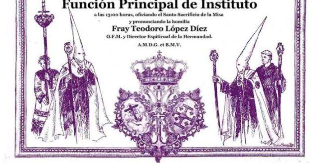 El Nazareno del Amor de Cádiz estará expuesto a veneración este fin de semana