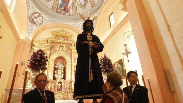 Almería podrá venerar a la imagen del Medinaceli durante 13 horas en una ubicación distinta