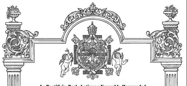 Anuncia sus cultos la Hermandad de la Piedad de Jerez