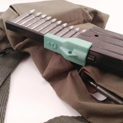 Mini-14 magazine loader, green