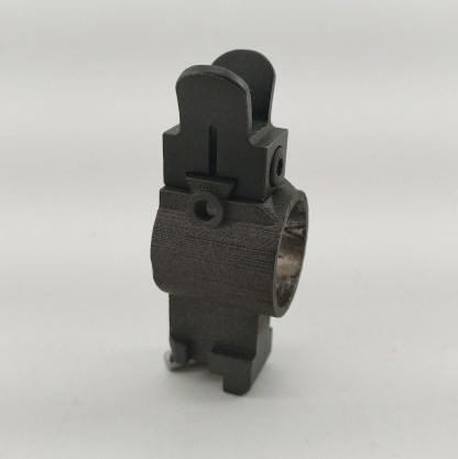 Mini-14 GB style sight using M14 front sights