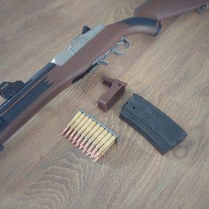 Brown Ruger Mini-14 magazine loader
