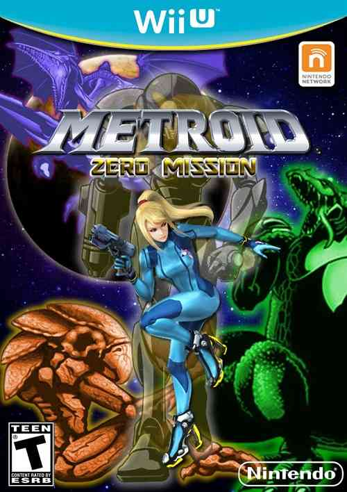 Metroid Zero Mission Review From Zero To Heroine On Your Wii U Virtual Console COGconnected
