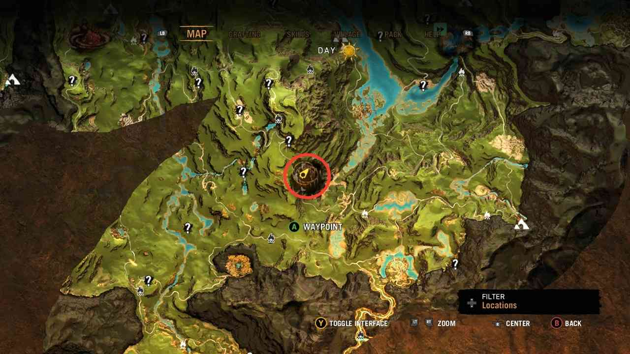 8 Amazing Far Cry Primal Easter Egg Locations Page 2 Of