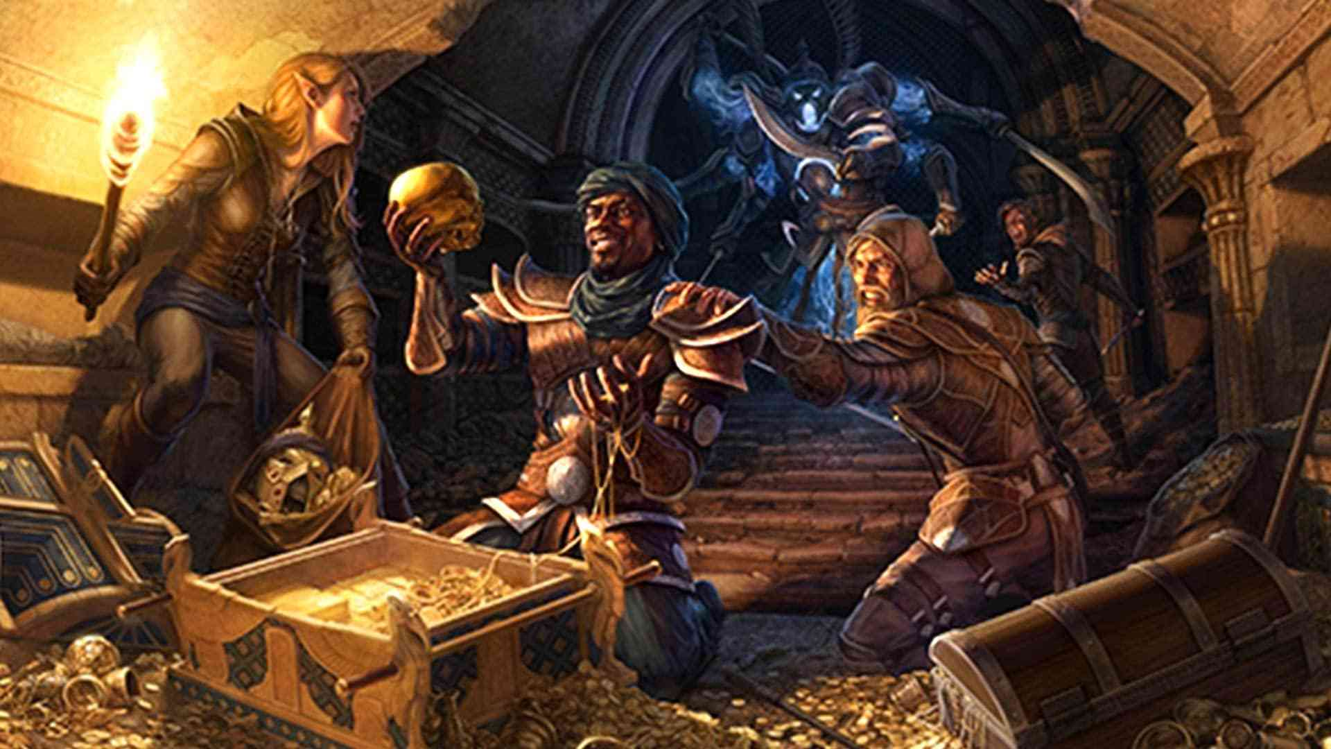 The Elder Scrolls Online Tamriel Unlimited Thieves Guild Review Pricey But Gives ESO Legs