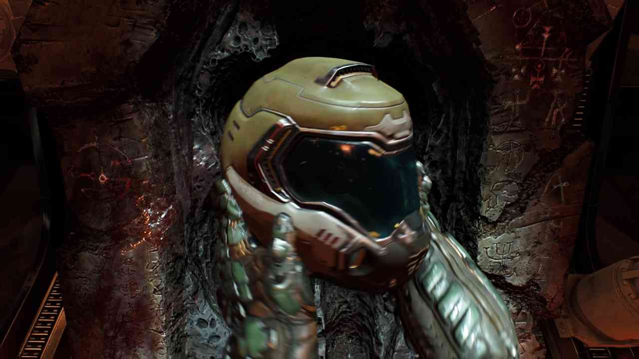 This 260 Doom Marine Action Figure Is Expensive But Fantastic