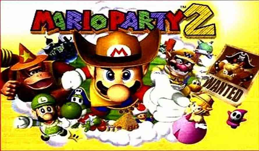 Mario Party 2 Arrives On The Wii U Virtual Console