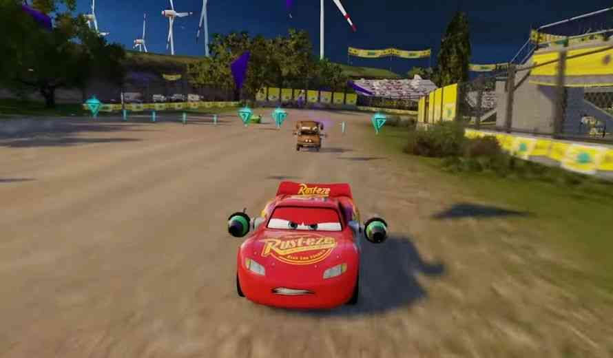 Cars 3 Driven To Win Revealed For PS4 Xbox One Nintendo