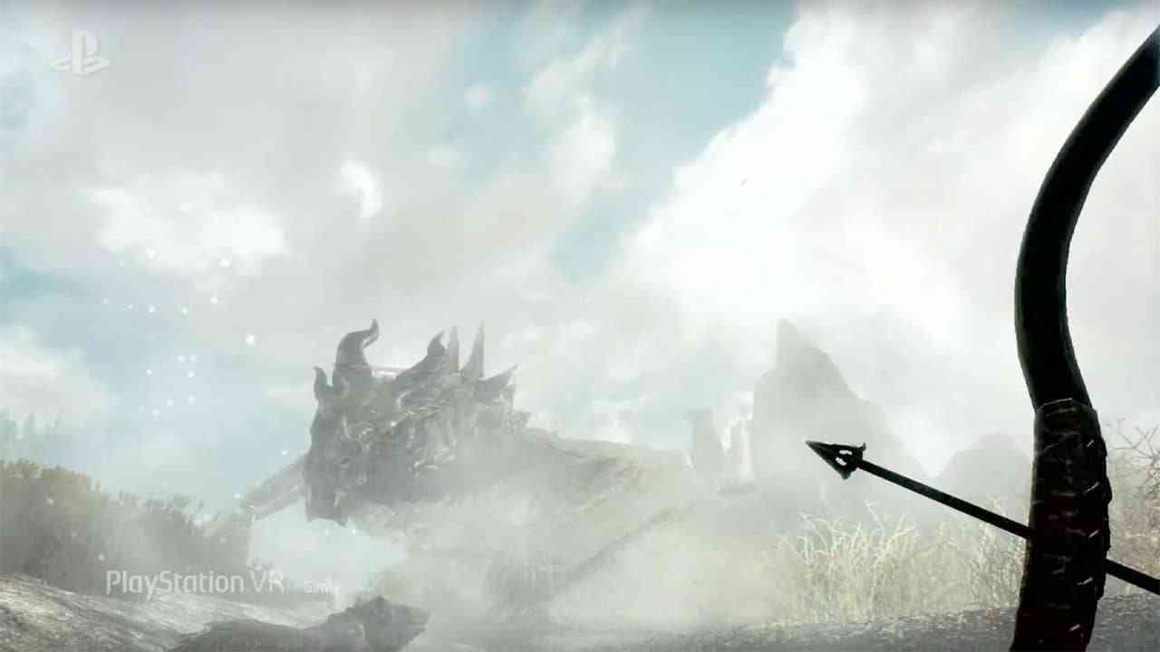 Playstation VR Gives You A Front Row Seat To The Dragonborn In Skyrim VR