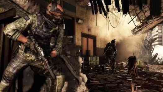 Call of Duty Ghosts - Article