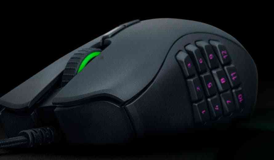 Razer Unleashing A Badass MOBAMMO Mouse Later This Year COGconnected