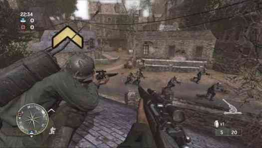 call of duty 3 - article