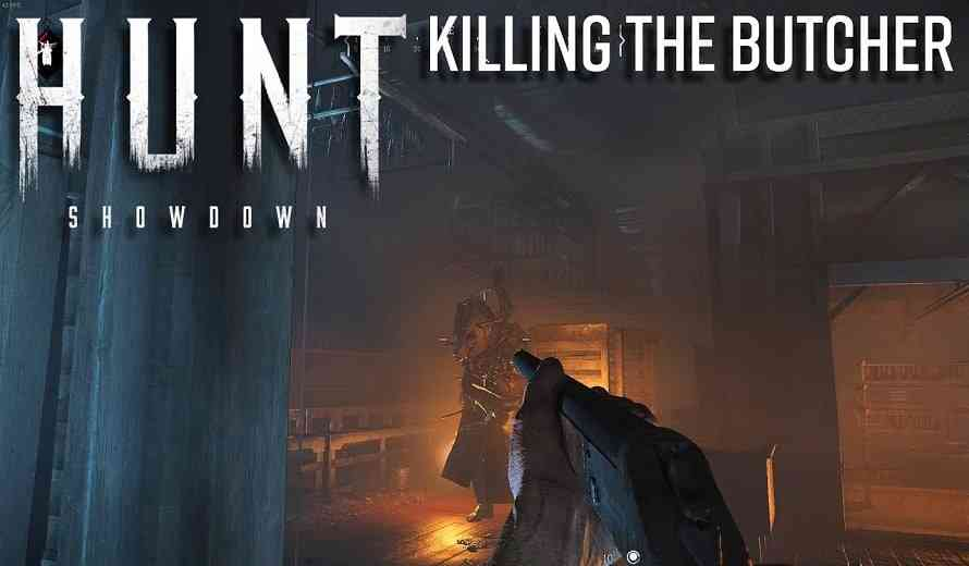Killing The Butcher In Hunt Showdown Is Creepy And A Blast COGconnected