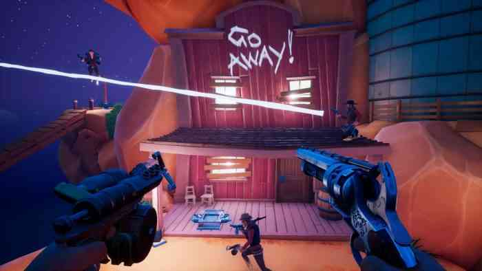 Brawler Amp Shooter Combine In The All New Sky Noon