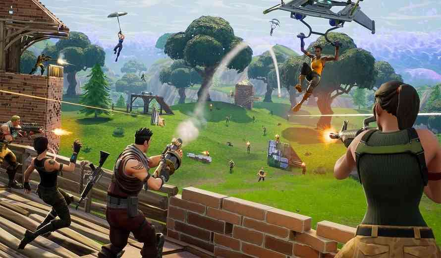 Fortnite Battle Royale Double XP Kicks Off With The