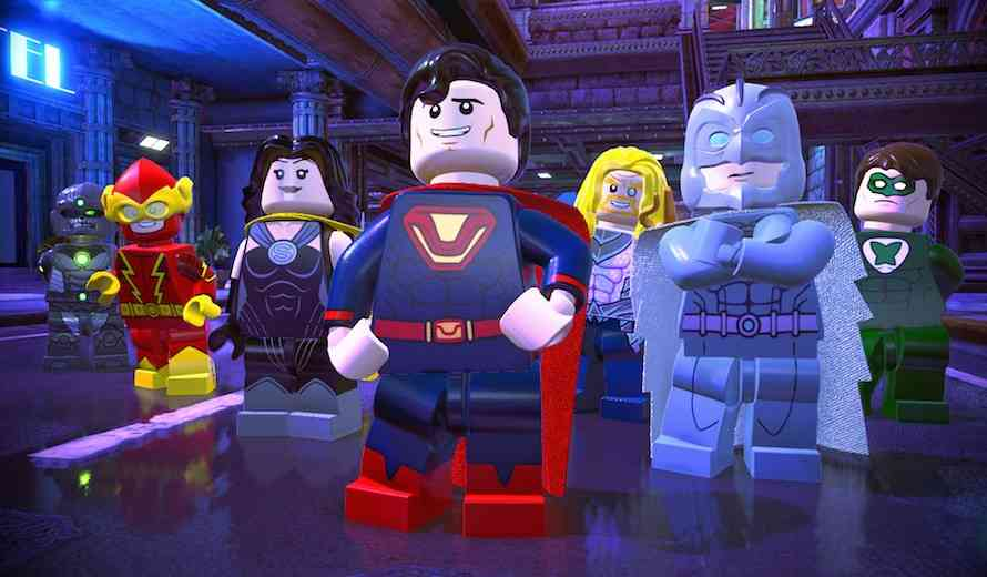Feels Good To Be Bad With Lego DC Super Villains Gameplay At E3 2018 COGconnected