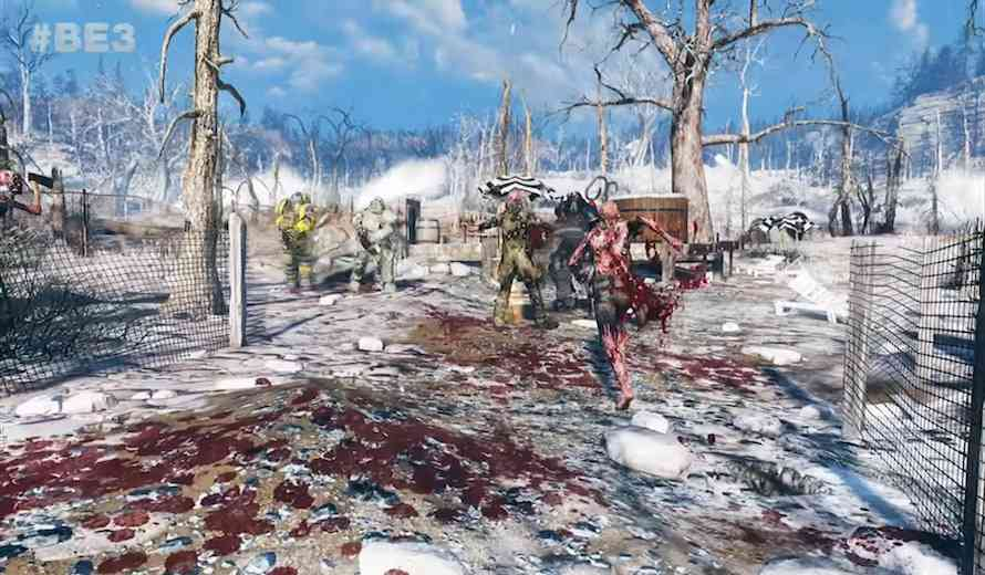 Sony Likely Preventing Fallout 76 Cross Play Not