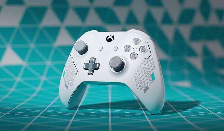 Microsoft Unveiled A New Sport White Xbox One Controller