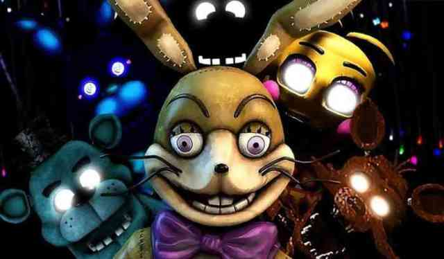 Five Nights at Freddy's: Help Wanted promo art