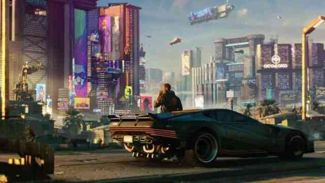 Cyberpunk Night City