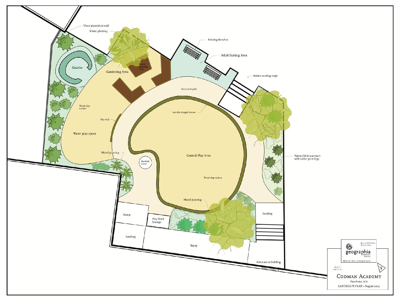 COGdesign Creates Plan for Codman Academy