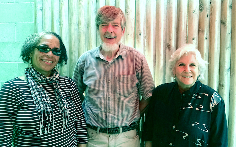 Karen Clay, David Jay, and Valerie Burns / Meg Muckenhoupt