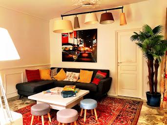 Meudon Penthouse Salon