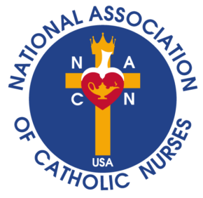 National Association of Catholic Nurses USA logo