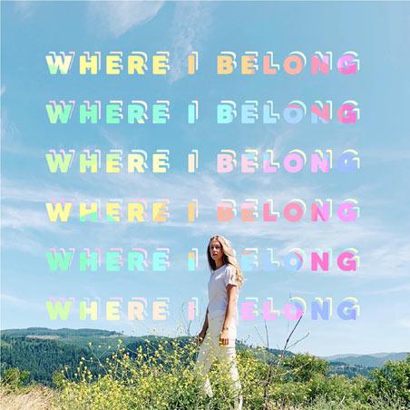 "Katie Lighty offers ""Where I Belong"" EP"