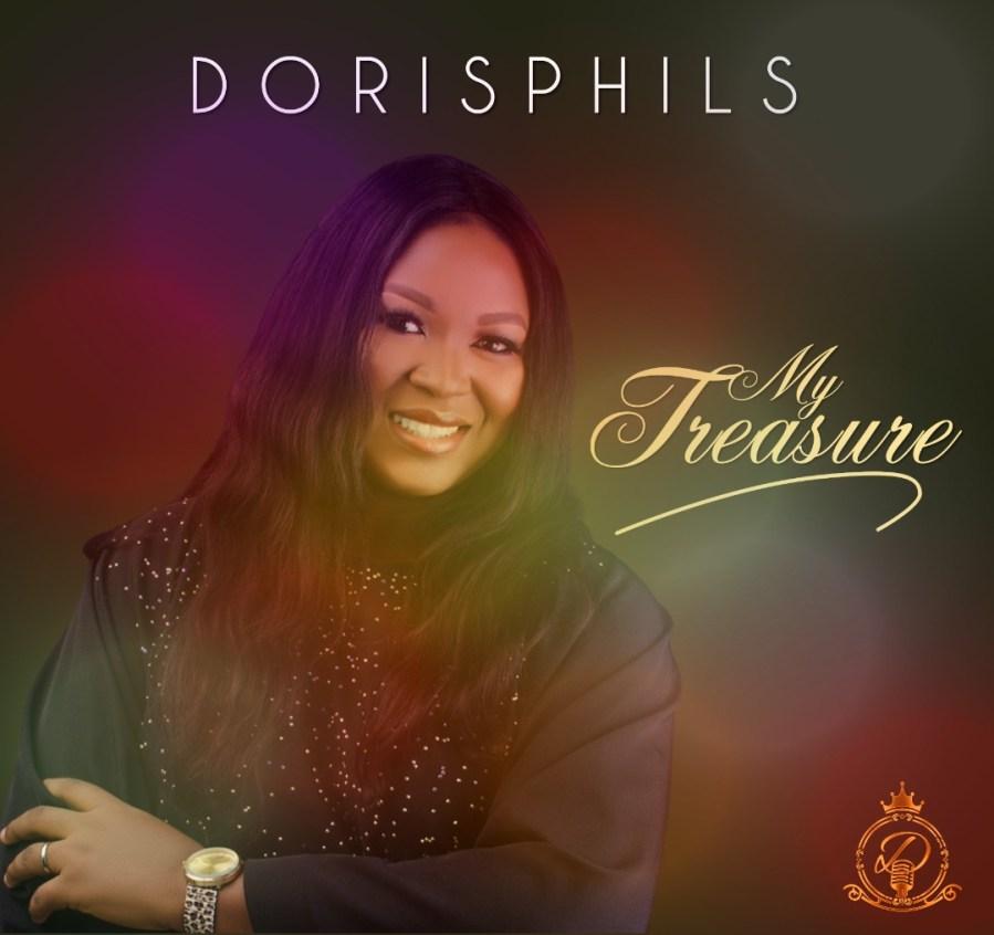 """[Album] DORISPHILS RELEASES NEW ALBUM """"MY TREASURE"""""""
