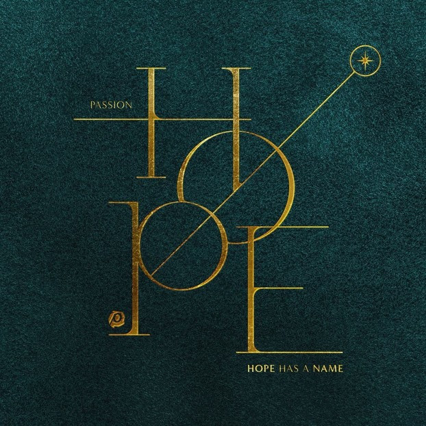 [Album] Passion Offers First Christmas Album 'Hope Has A Name'.