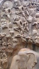 4119 Arjuna s Penance Detail 9
