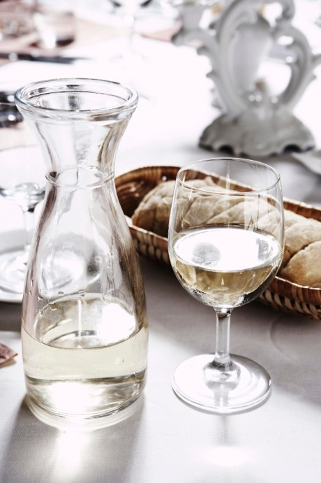 Carafe White Wine Glass