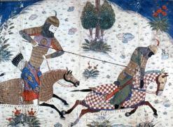 manuscript-hazine-of-the-saray-albums-15th-c-ce-topkapi-palace-museum-istanbul-turkey-turkmen-soldier