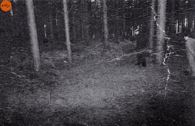 Rendlesham Forest Incident