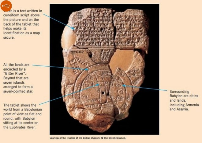British Museum in London in his Cuneiform texts