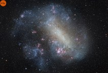 Large Magellanic cloud, definition and study. A-Z index of Cognitio.