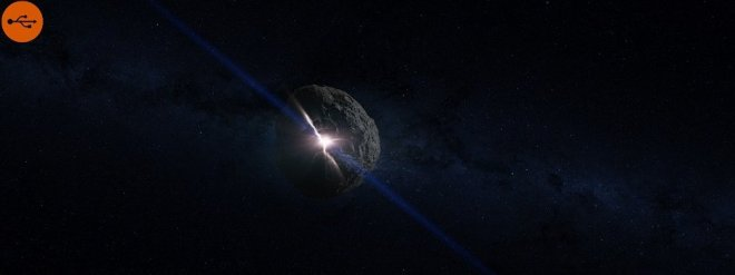 NASA looks to the exploration of asteroids. Original article by Alessandro Brizzi.
