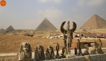 Necropolis of Giza, definition and study. A-Z index of Cognitio.