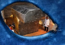 Shocking truth, the tombs of the Anunnaki. Original article by Alessandro Brizzi.